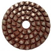 Diamond flexible grinding wheel universal Ø100 №00