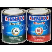 Adhesive epoxy 2-component RIVO-15 (NERO)