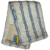Microfiber with soft abrasive 40cm
