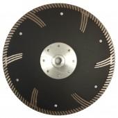 Diamond cutting wheel Ø230 M14 TURBO with Stripping tooth