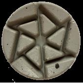 Polisher Ø78 concrete Velcro №150