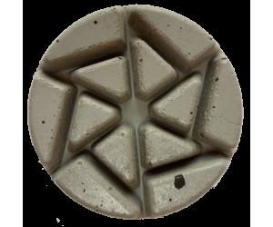 Полотёр Ø80 бетон велкро №150